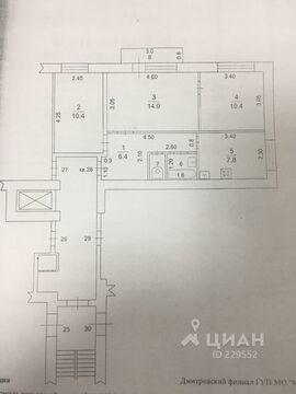 Продажа комнаты, Дмитров, Дмитровский район, Большевистский пер.