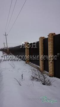 Новорязанское ш. 40 км от МКАД, Ширяево, Участок 12 сот. - Фото 1