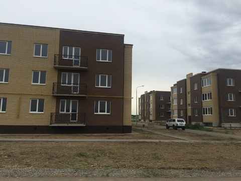 """2-комнатная квартира в сданном доме жилого комплекса """"Изумрудный - Фото 3"""