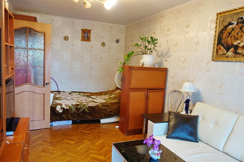 1 комнатная квартира 35 кв.м. г. Королев, ул. Папанина, 4 - Фото 3