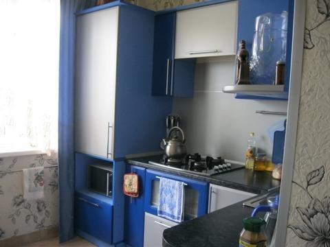 Уютная, светлая 2-х комнатная квартира в дер. Большие Колпаны - Фото 4