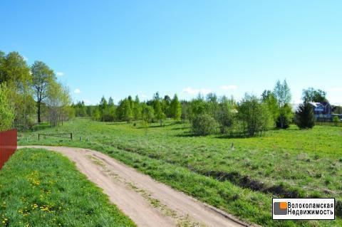 Участок 25 соток в деревне Лазарево (река Руза в 500м.) - Фото 1