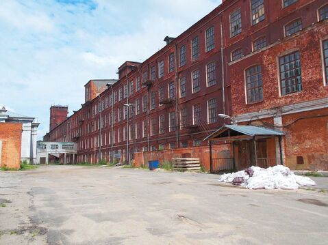 Имущественный комплекс 34 700 кв.м в центре г. Фурманов Ивановской обл - Фото 1