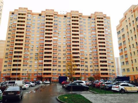Москва, нао Коммунарка поселок, ул. Липовый Парк, 10к1 - Фото 1