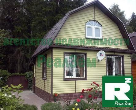 Продается дача 47 кв.м. в СНТ «Мичуринец» г.Балабаново, Боровского рай - Фото 1