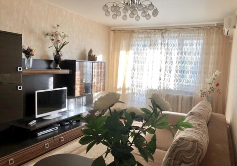2-х комн. кв-ра 51,5 кв.м. 2/5 пан дома Гайдара 35 г.Киржач с мебелью - Фото 1