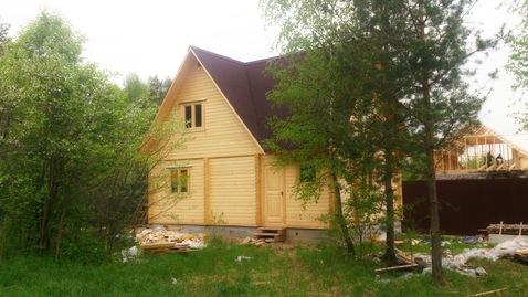 Дом-баня 80м2 на участке 15 соток в Щелково ИЖС. - Фото 2