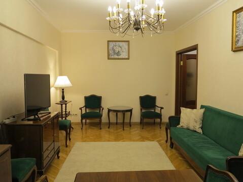 Аренда 3-х комнатной квартиры, Новинский б- 15 - Фото 5