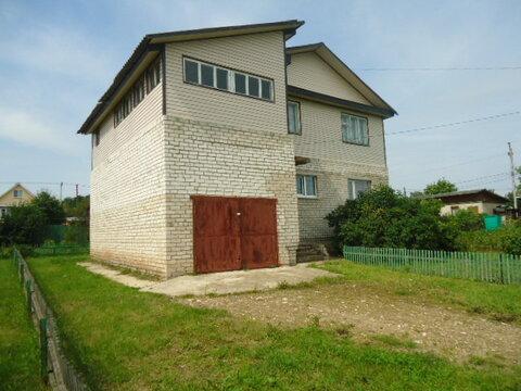 Продается кирп. дом на уч-ке 6 сот. в г. Александров, район 8 марш. Вл - Фото 5
