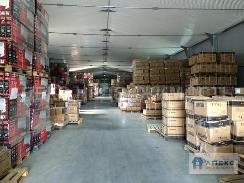 Аренда помещения пл. 900 м2 под склад, производство, Чехов . - Фото 1