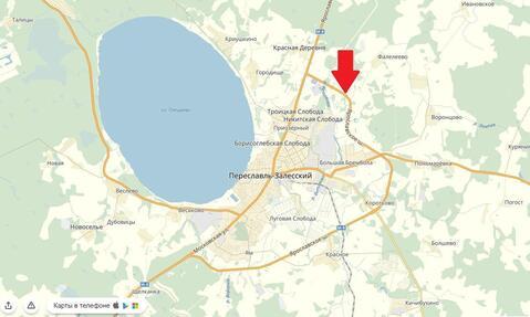 Земельный участок под азс в г. Переславль-Залесский - Фото 2