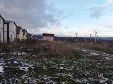 Купить земельный участок 8 сот. в Новороссийске - Фото 1