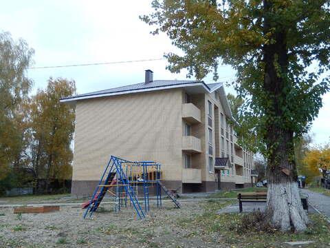 В новом доме 1-ком. квартира 38.84 м2. - Фото 1
