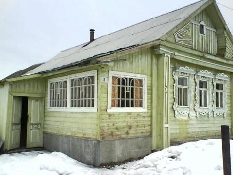 Продам дом в нижегородской области.