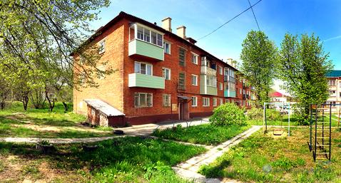Двухкомнатная квартира в центре Волоколамска с техникой и мебелью - Фото 1
