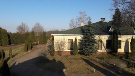 Продажа элитного коттеджа в д.Раубичи (Республика Беларусь) - Фото 5