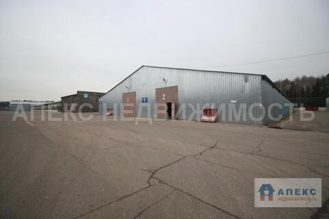 Аренда помещения пл. 3000 м2 под склад, склад ответственного хранения, . - Фото 1