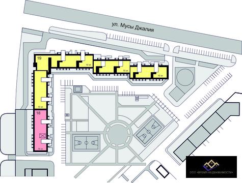Продам 2-тную квартиру Краснопольский пр18 эт15, 44 кв.м.Цена 1675 т.р - Фото 5