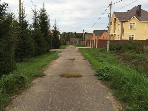 Участок 7 сот. , Новорижское ш, 32 км. от МКАД. дер. Липки - Фото 3