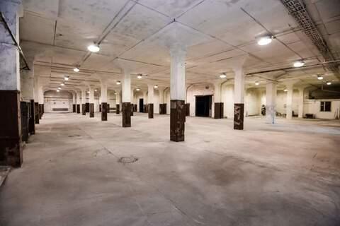 Аренда склада 1 этаж, пандус - Фото 1