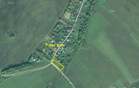 Продается участок 15 соток (ИЖС) в д.Ловцово, Клинский р - Фото 2