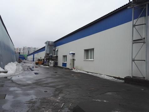Отапливаемый склад в аренду 2753м, м.Кожуховская - Фото 3