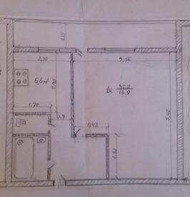 Продается 1-комнатная квартира по ул.Симбирцева - Фото 2