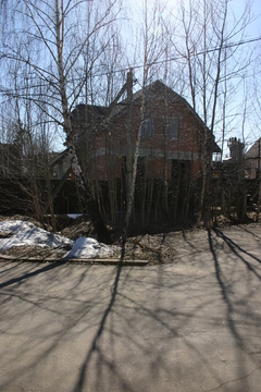 Продам дом недострой 220 м на участке 10 сот, Истринский р-н, Борки-3 - Фото 4