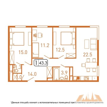 Продажа квартиры, Одинцово - Фото 1