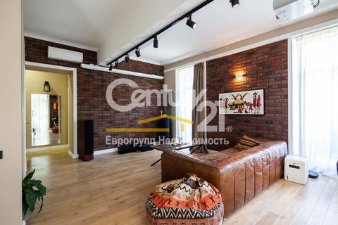 Продается 2 уровневый апартамент. Берзарина 12 - Фото 1
