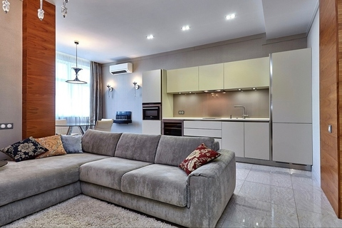 2 квартира в ЖК Ливанский дом с дизайнерским ремонтом и мебелью - Фото 4