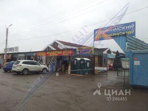 Аренда склада, Астрахань, Ул. Калинина - Фото 1