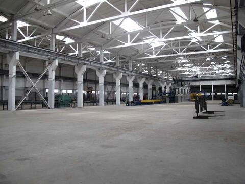 Промышленное помещение 21160 кв.м, ул. Полины Осипенко - Фото 1