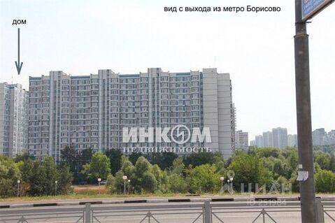 Продажа квартиры, м. Борисово, Ул. Мусы Джалиля - Фото 2