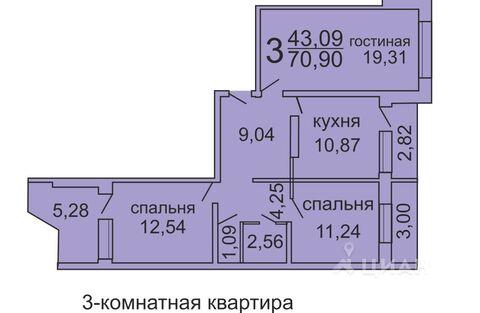 Продажа квартиры, Архангельск, Ул. Логинова