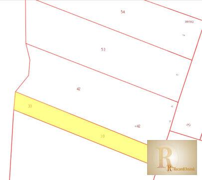 Срочно продаётся земельный участок 9835 сот д.Хитрово