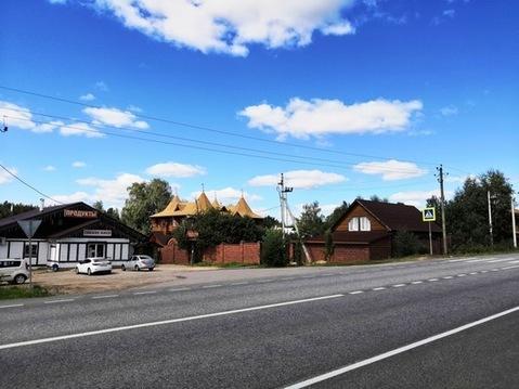 Продаётся земельный участок 8 соток с лесными деревьями, рядом с го. - Фото 4