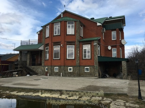 Коттедж, Щелковское ш, 1 км от МКАД, Балашиха. Коттедж (дом) 377 кв.м. . - Фото 1