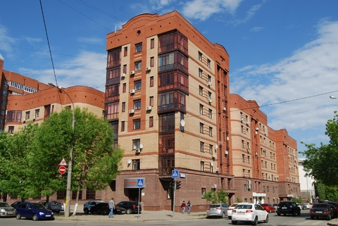 Продаётся двухкомнатная квартира в Центре города Уфа. - Фото 1