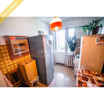Продается 3х ком. квартира в 19 микр-он по ул. Аблукова д.71 9/9 этаж - Фото 1