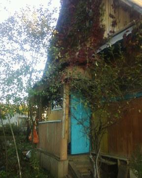 Продам сад участок с домом в ДНТ Пчелка, рядом с дер Новые Карашиды - Фото 3