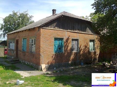 Продается 1-этажный дом, Бессергеновка - Фото 1
