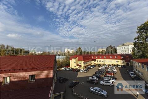Аренда помещения 52 м2 под офис, м. Тушинская в бизнес-центре класса . - Фото 4