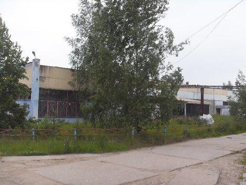 Производственная база 19500 кв.м. по ул. Индустриальная в г. Калязине - Фото 5