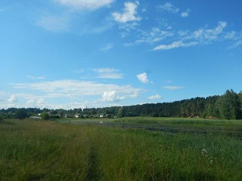 Участок 8 соток на берегу р. Кинешемка - Фото 2