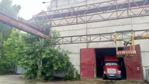 Производственный комплекс 1200кв.м. центр.теплый - Фото 1