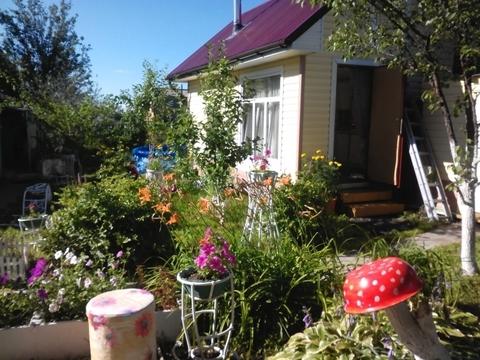 Садовый участок с дачей в элитном районе - Фото 3