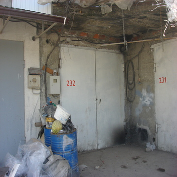 Продам 2-этажный гараж-260 кв.м.под коммерцию в Южном районе - Фото 3