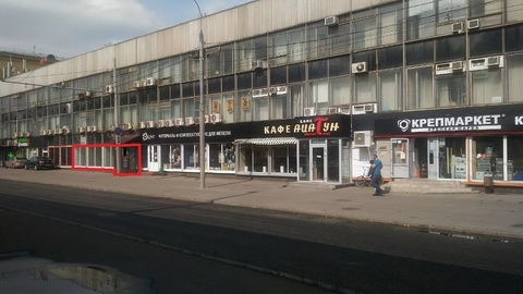 Псн 191,5 м2 в аренду на первой линии Волоколамского ш.2 - Фото 1