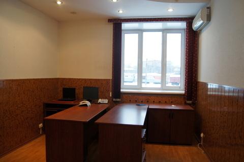 Офис 10 кв.м, кабинетная система - Фото 1
